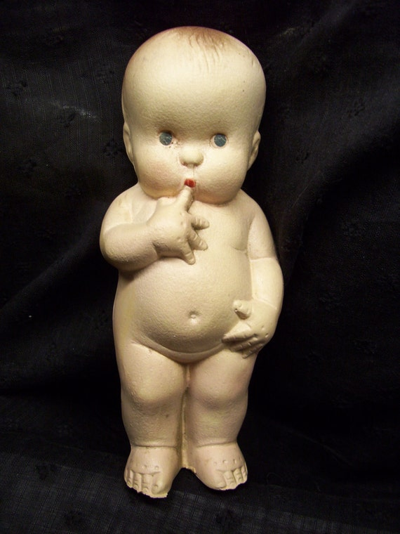 Vintage Sun Company Rubber Baby Doll