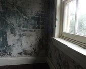 Edgar Allen Poe Haunted Window Original House - 8x10 Fine Art Print