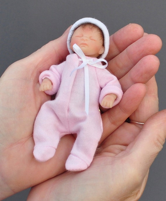 baby doll clothes for Ashton Drake Heavenly Handfuls 5 inch baby doll