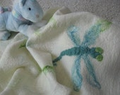 OOAK Eco-Friendly Baby Blankets