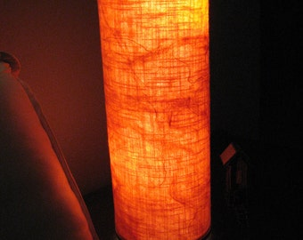 OOAK , nuno felted  Lamp