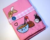 chinese food handmade napkins