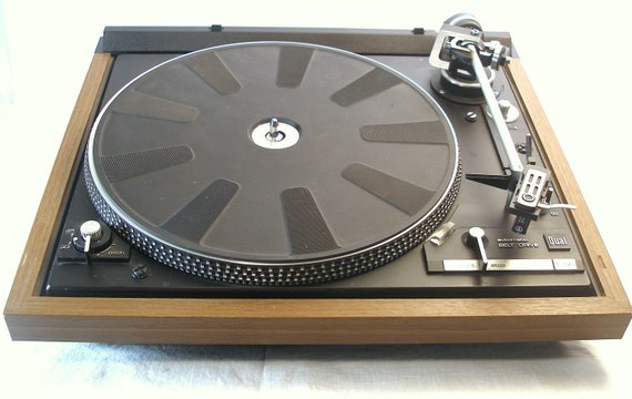 Dual Belt drive Turntable Model 1246