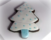 Reserved for Monique Flannagan Christmas Tree Decorated Cookies