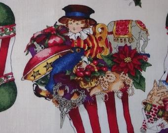 "Christmas ""European"" type Fabric"