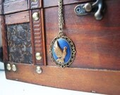 Harry Potter Ravenclaw Cameo Necklace