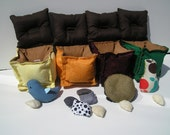 Bible Toy Plush Play Set - Parable of the Sower