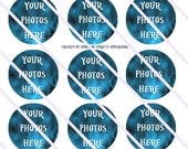 "Custom Order Bottle Cap 1"" Images 4x6"