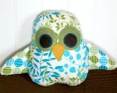 Stuffed Bird Pillow