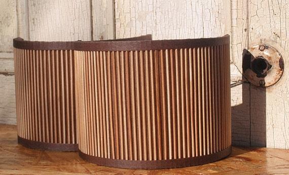 Matchstick Shield Shade