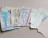 10 pack of Journal Cards perfect for Project Life