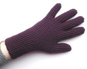 His & Hers Gloves (PDF knitting pattern)