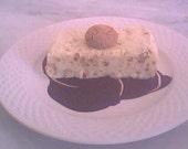 italian semifreddo amaretti recipe dessert freezed italian cake
