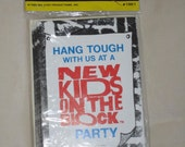 ONE PACK RESERVED New Kids on the Block: Invitations