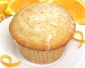 Gourmet Sunshine Muffins 4 Jumbo Size