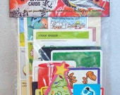 eclectic deck playing card assortment