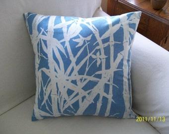 Blue Bamboo II