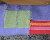 handmade cashmere baby blanket