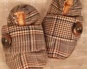 """Infant Boys Soft Shoes - """"Krib Kickz"""""""