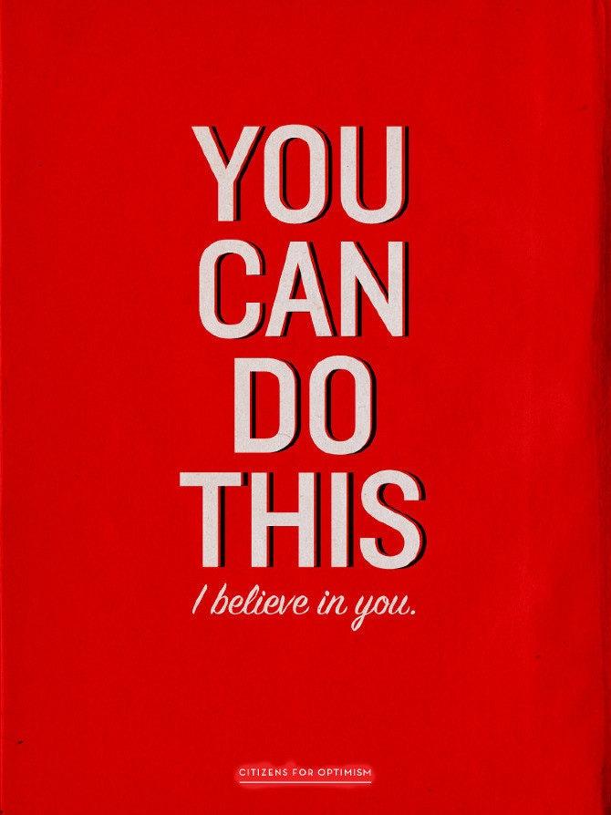 Virgilio Tzaj You Can Do This 11x17