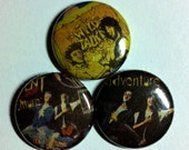Bill and Ted's Excellent Adventure Gameboy Game Buttons