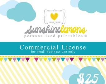 Commercial License - Small Business Use Only