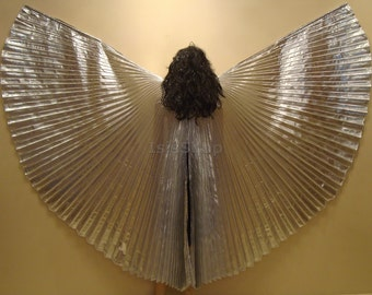 how to make isis wings pattern