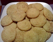 SnickerDoodle Cookie Mix Double Batch