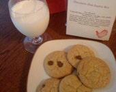 Baked Chocolate Chip Cookies 3 dozen
