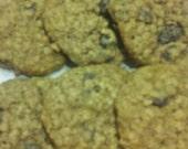 Spiced Oatmeal Raisin Cookie MIx Double Batch