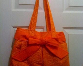 EDS Handmade Handbag Dream Pop II (with bow tie)