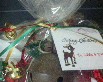 Cookie Mix and Candy Gift Basket for any occasion