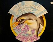 Fleetwood Mac - Penguin LP - 1973 - Reprise Records MS 2138 - Vintage Vinyl LP Record Album