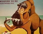 Fleetwood Mac - Mystery To Me LP - 1973 - Reprise Records MSK 2279 - Vintage Vinyl LP Record Album