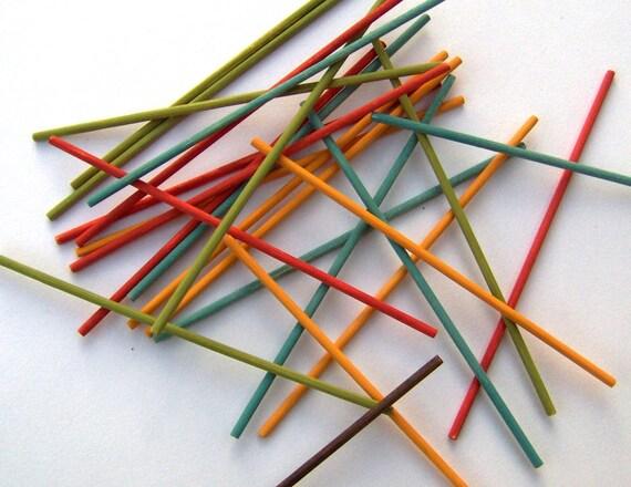 Reserved for Katherine - 2 sets of pick up sticks