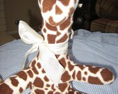 Plush Stuffed Giraff Toy