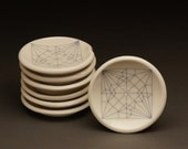 Handmade, Limited-Edition Porcelain Mamezara