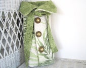 Wine Bottle Cozy, Wine Bottle Tote, Wine Bottle Bag, Party Favor