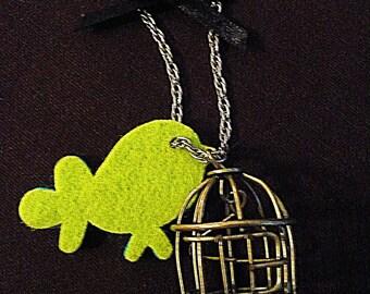Free Bird - Necklace