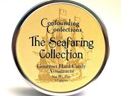 Scratch & Dent Sale! - The Seafaring Collection by Confounding Confections - All Natural Hard Candy