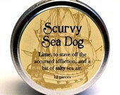 Scurvy Sea Dog by Confounding Confections - Natural Vegan Hard Candy