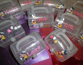 Party Favors Personalized Boys and Girls Minnie and Mickey Mouse Customized Birthday Party