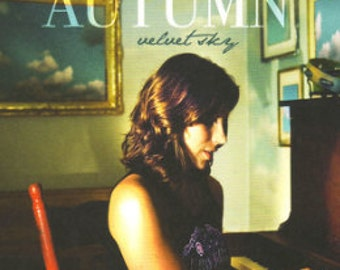 Autumn Boukadakis - VELVET SKY CD