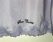 Sans Culotte Vintage lavender slip