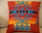 "SPECIAL ORDER for LLona,  Navajo ""pillow cover"" , 16 x 16"