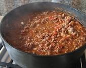 Recipe Homemade Chili