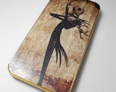 Nightmare Before Christmas Gold iPhone 4 Case