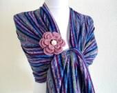 valentine,pashmina fabric,fantasy striped shawl, scarf ,stylish fashion,2012,gift, valentines day, winter trends