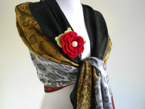 multicolor, pashmina, shawl,scarf, gift, valentine, mothers day, winter trends, fashion, 2012, spring