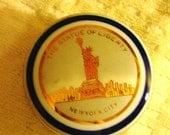 Statue of Liberty trinket box